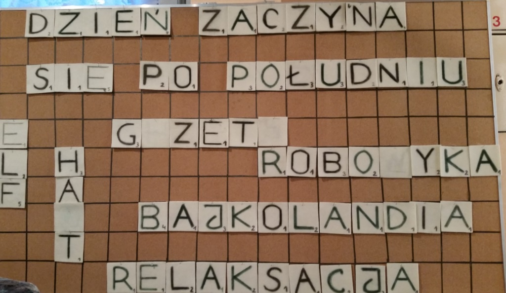 scrable zajecia